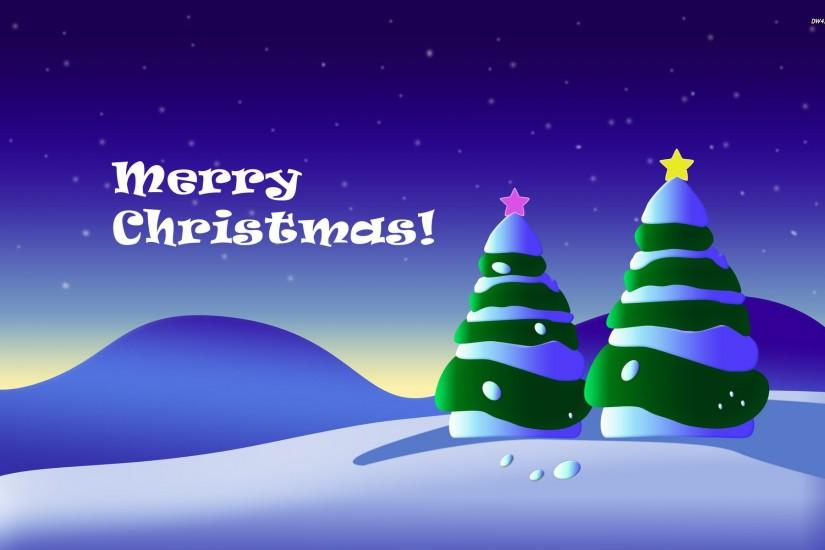 merry christmas wallpaper 1920x1200 mobile
