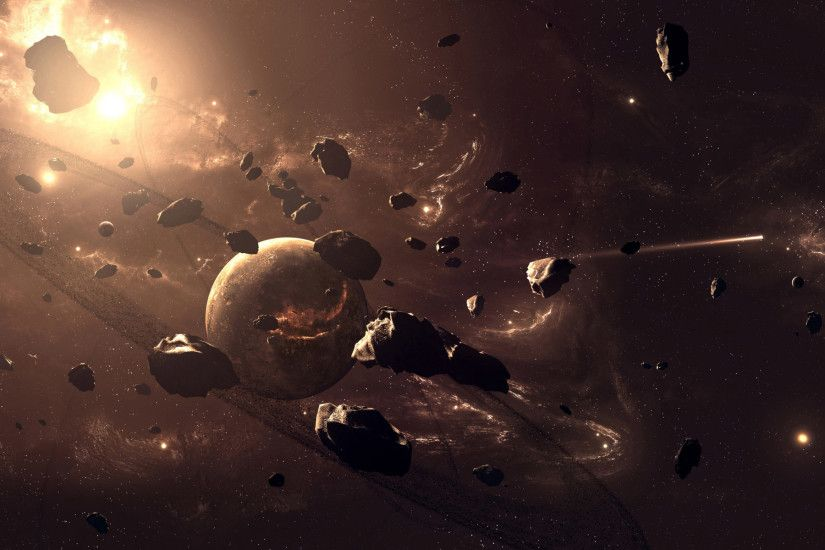 Asteroids wallpapers and images wallpapers pictures photos 1920×1200