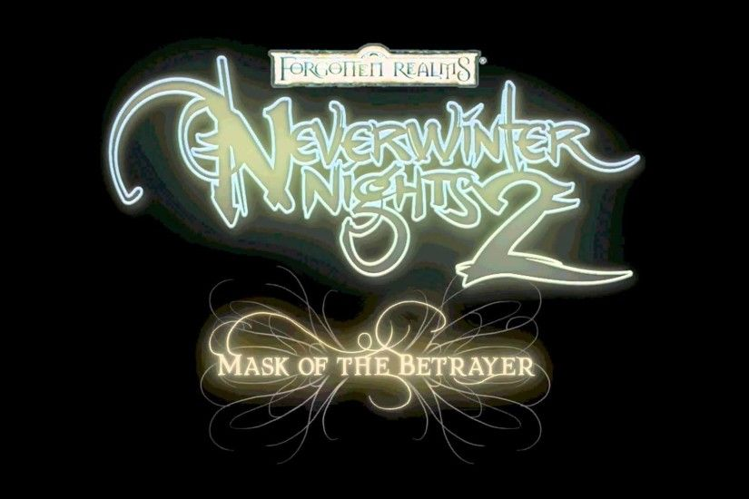 Neverwinter Nights 2: Mask of the Betrayer OST - Betrayer Theme - YouTube