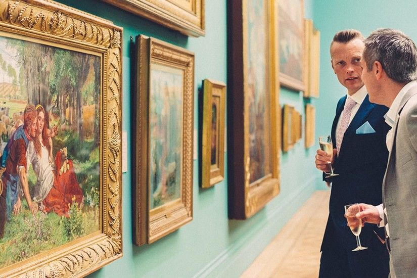 ... Hire Space - Venue hire Pre-Raphaelite Galleries at Manchester Art  Gallery ...