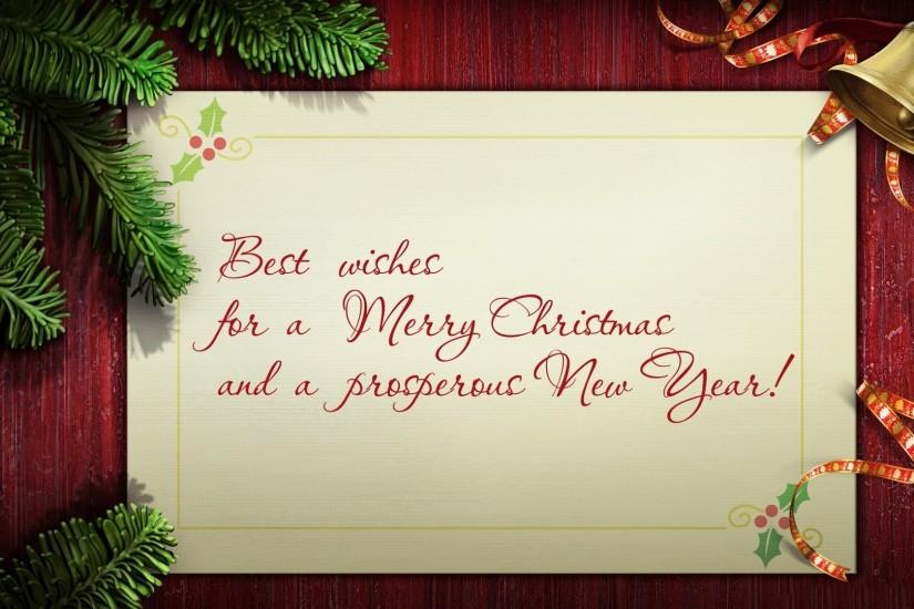 Find out: New Year and Christmas Card wallpaper on http://hdpicorner.