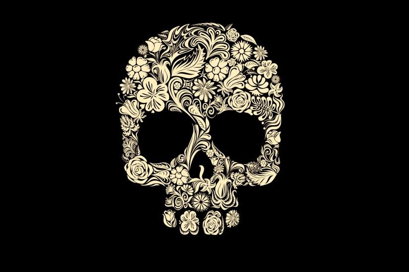 skull backgrounds 2560x1600 iphone