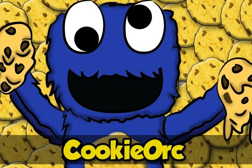 Minecraft Cookie Monster Wallpaper Hd 1080p Gold 900x506 · Minecraft ...