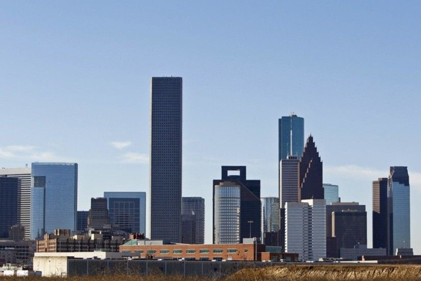 Houston Skyline Wallpapers - Wallpaper Cave