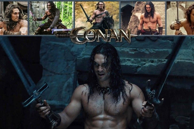 conan conan the barbarian jason momoa 1920x1080 wallpaper Art HD Wallpaper