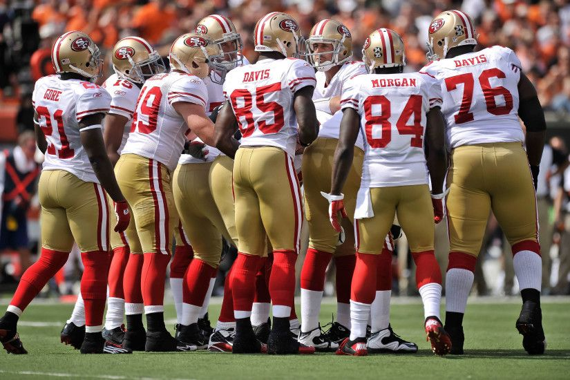 All posts tagged San Francisco 49ers Wallpapers