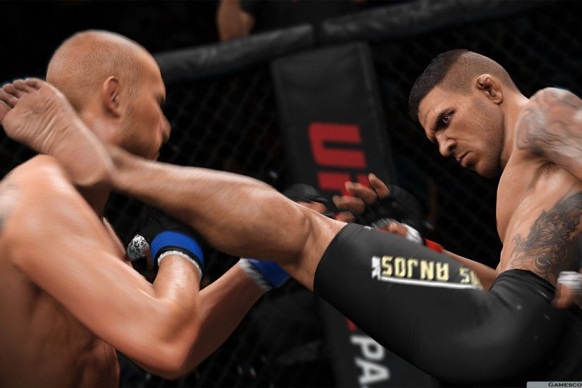 EA Sports UFC 2 Hot HD Wallpaper 1920x1080