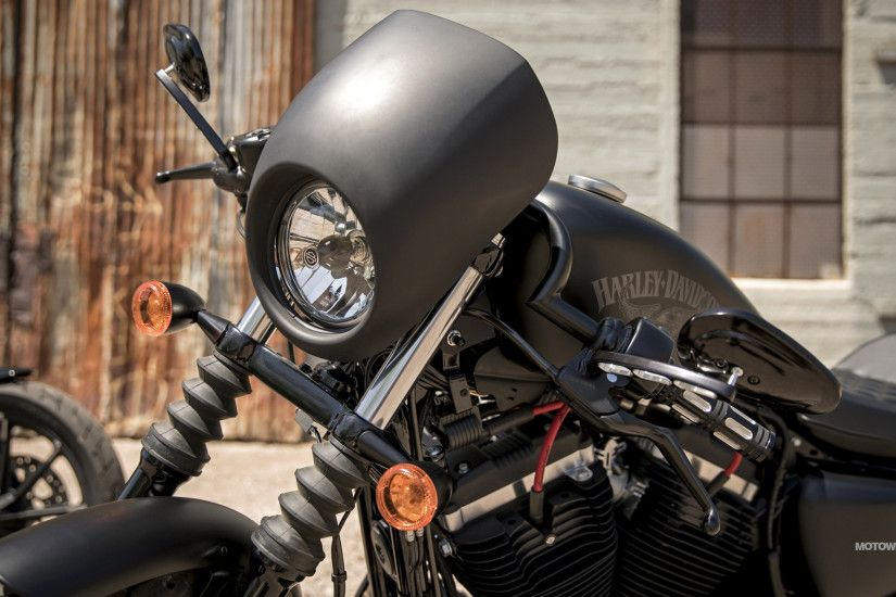 Motorcycles desktop wallpapers Harley-Davidson Sportster .
