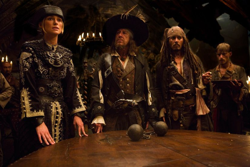 List of Pirates of the Caribbean cast members PotC Wiki FANDOM