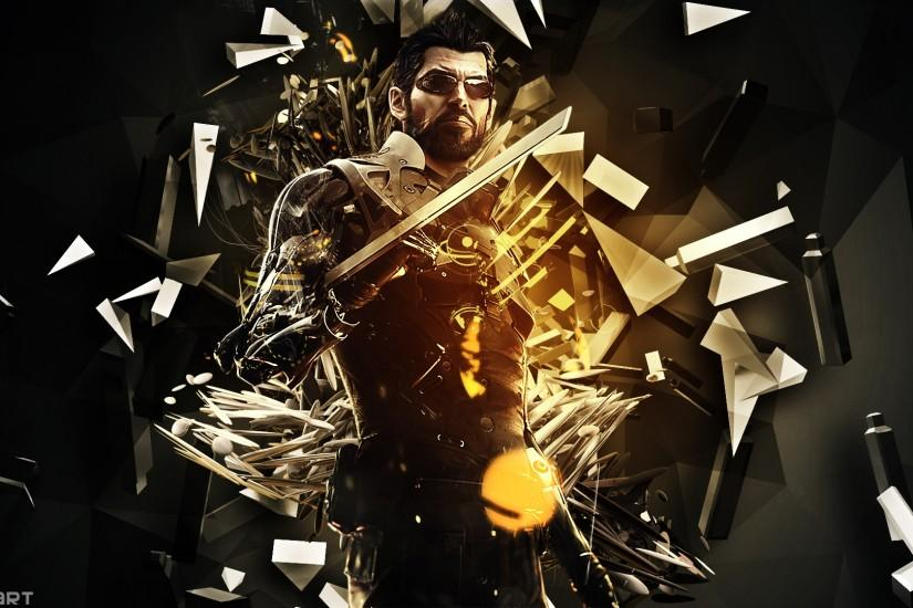 Deus Ex Mankind Divided Wallpaper V2 by DanteArtWallpapers
