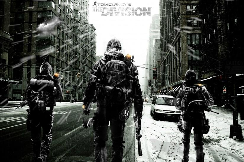 most popular the division wallpaper 2560x1440 4k