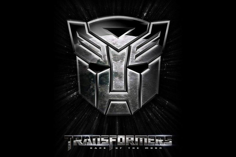 Autobots, Decepticons and Transformers Logos iPad Wallpapers 1920×1080