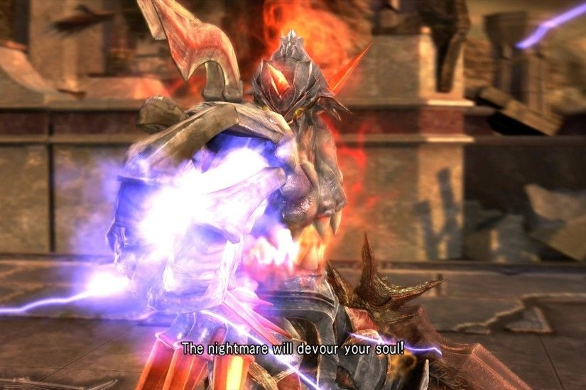 GAME RAGE | Soul Calibur V: Conquering Legendary Souls (Nightmare Stage) -  YouTube