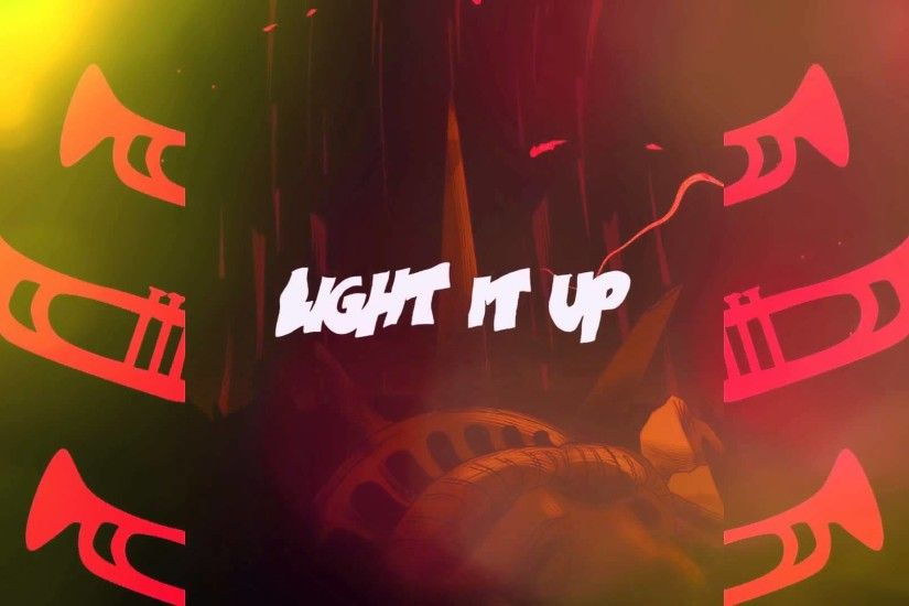 Copy of Major Lazer Light It Up feat Nyla & Fuse ODG Remix Official Lyric  Video