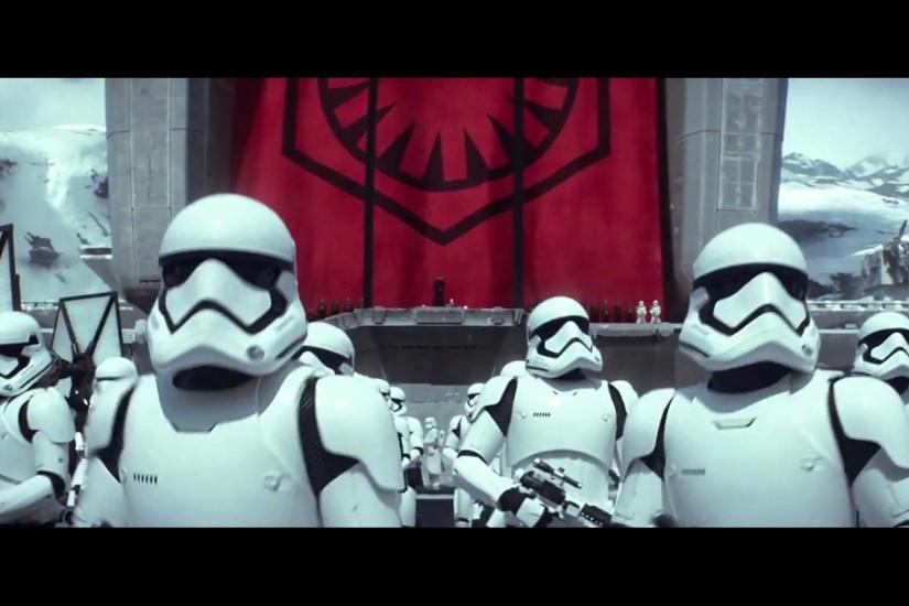 STAR WARS: THE FORCE AWAKENS Trailer Breakdown - Ten Things You Missed .