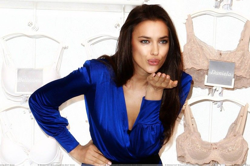 "You are viewing wallpaper titled ""Irina Shayk ..."