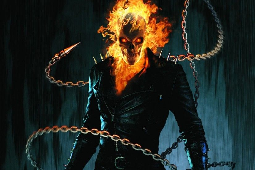 Ghost Rider Johnny Blaze · HD Wallpaper | Background ID:802894