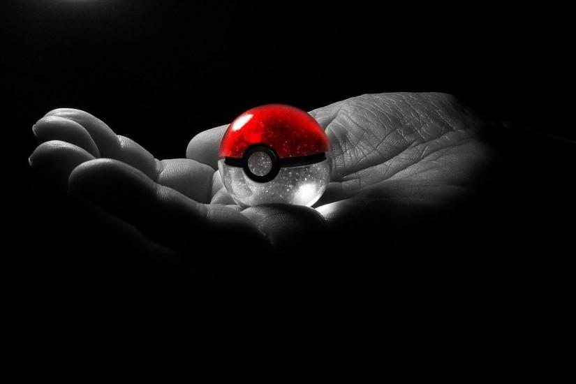 Free Download Pokeball Background.