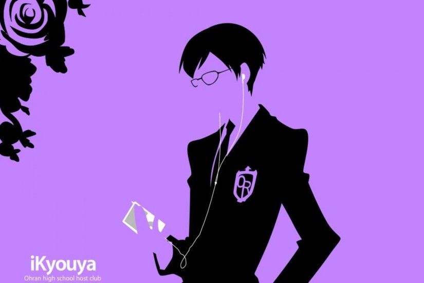 Ouran High School Host Club iPod Wallpaper