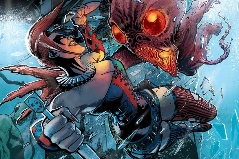 ... Harley Quinn Suicide Squad Wallpapers (72 images) ...