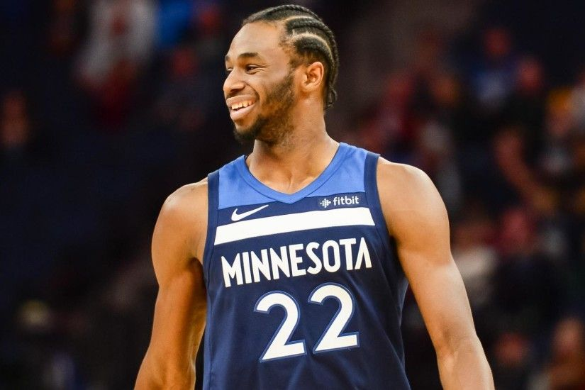 1:20. Play. Wolves youngster Andrew Wiggins ...