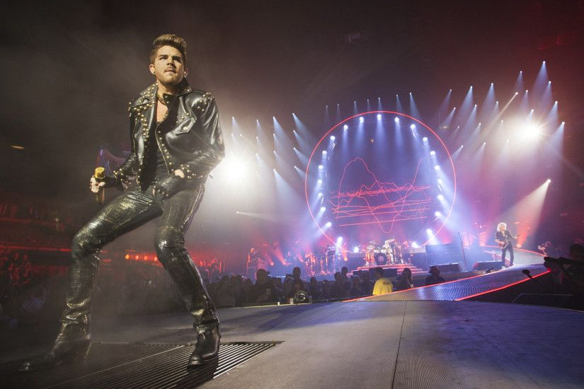 Adam Lambert, American Singer, Pop Rock, Concert, Leather Jackets, Adam  Lambert