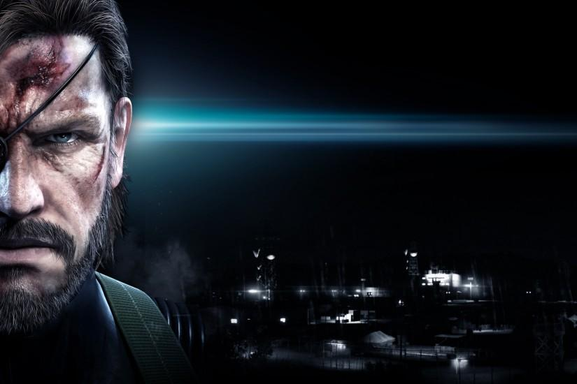 Metal gear solid Big boss Metal gear solid v ground zeroes Metal .
