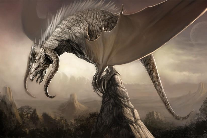 Dragon desktop wallpapers - mythology art in hd