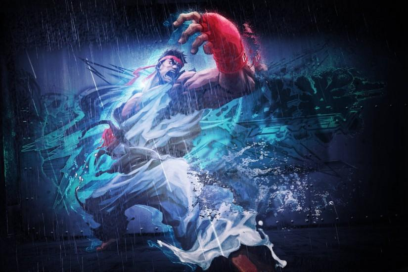most popular street fighter wallpaper 2560x1600 free download