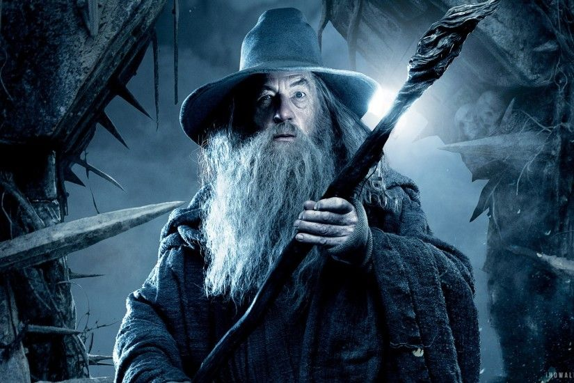 Gandalf in The Hobbit 2 HD Wallpaper - iHD Wallpapers