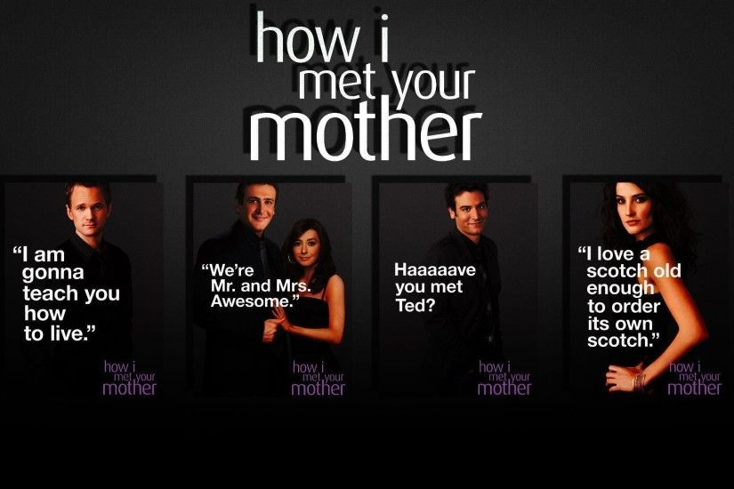 How I Met Your Mother Wallpaper (30519638 .