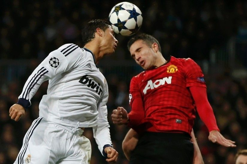 soccer photos of ronaldo | Ronaldo vs Van Persie Background HD Wallpaper  Cristiano Ronaldo .