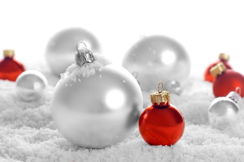 Christmas Ornaments wallpaper a