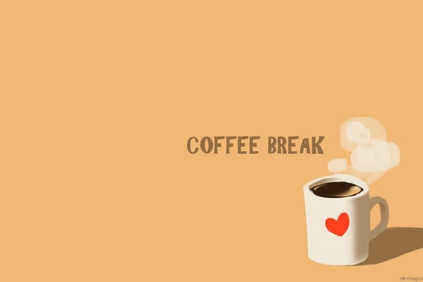 Related Wallpapers from Fun Background. Coffee Break Wallpaper by  sweetangel0467 Coffee Break Wallpaper by sweetangel0467