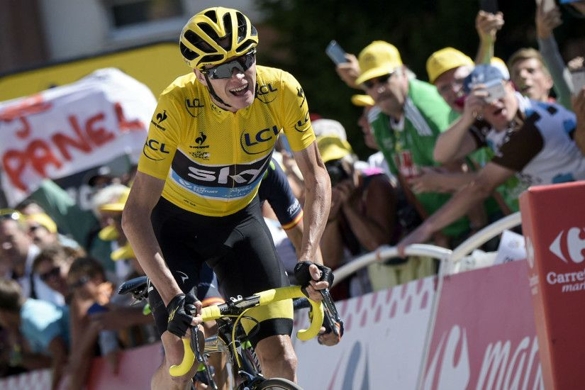 Chris Froome thrilled to all but seal Tour de France win | Other Sports |  Sporting News