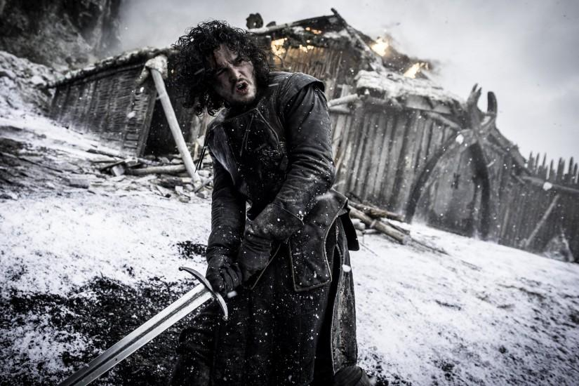 Jon Snow Game Of Thrones HD Wallpaper