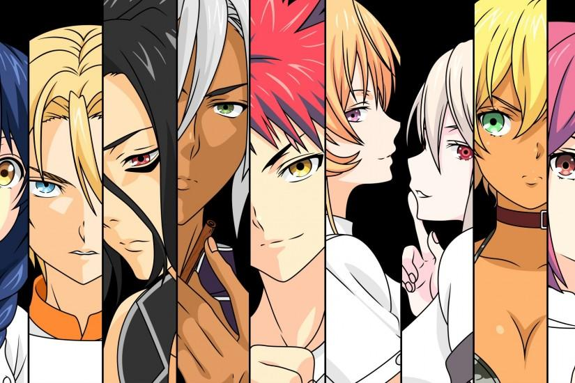 download shokugeki no soma wallpaper 1920x1080