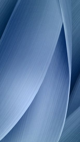 Stock Blue Abstract Shapes Android Wallpaper ...