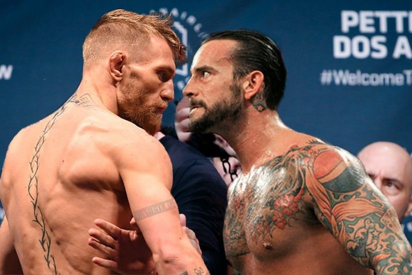 UFC 218: Conor McGregor versus CM Punk Full Fight Video Breakdown by Paulie  G - YouTube