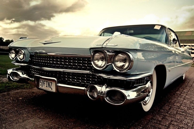 Vehicles For > Old School Muscle Cars Wallpaper