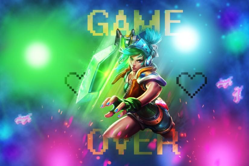 Arcade Riven Wallpaper by Peronnik Arcade Riven Wallpaper by Peronnik