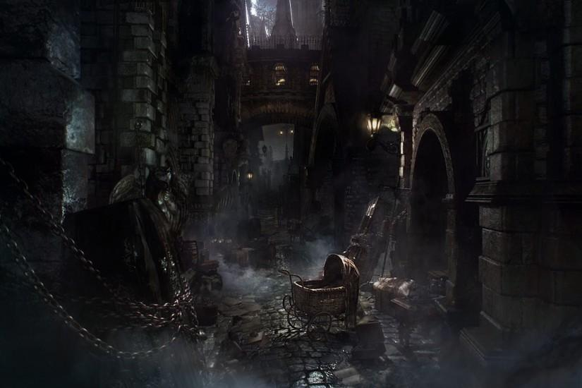 bloodborne wallpaper 1920x1080 smartphone