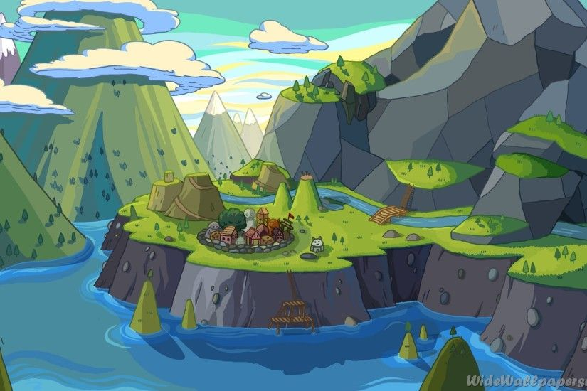 River Adventure Time 1080p Backgrounds And Wallpapers HD - 1534200