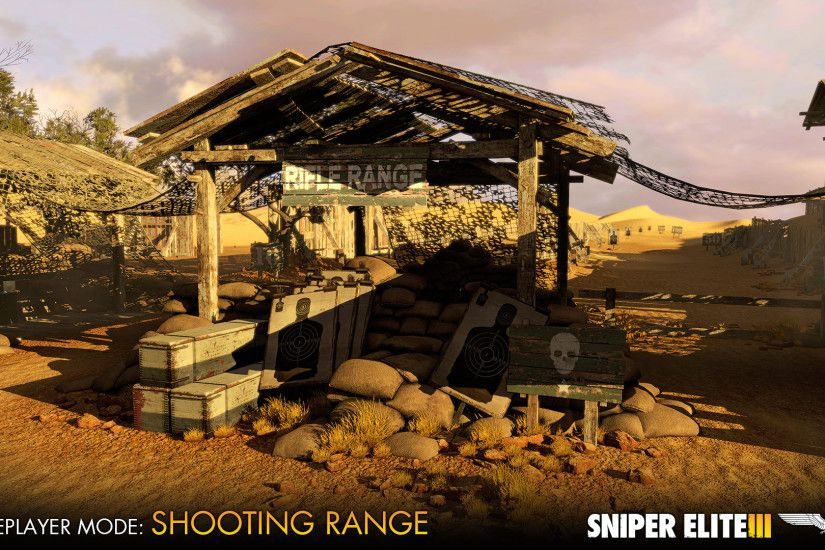SingleplayerMode_ShootingRange_Screenshot02