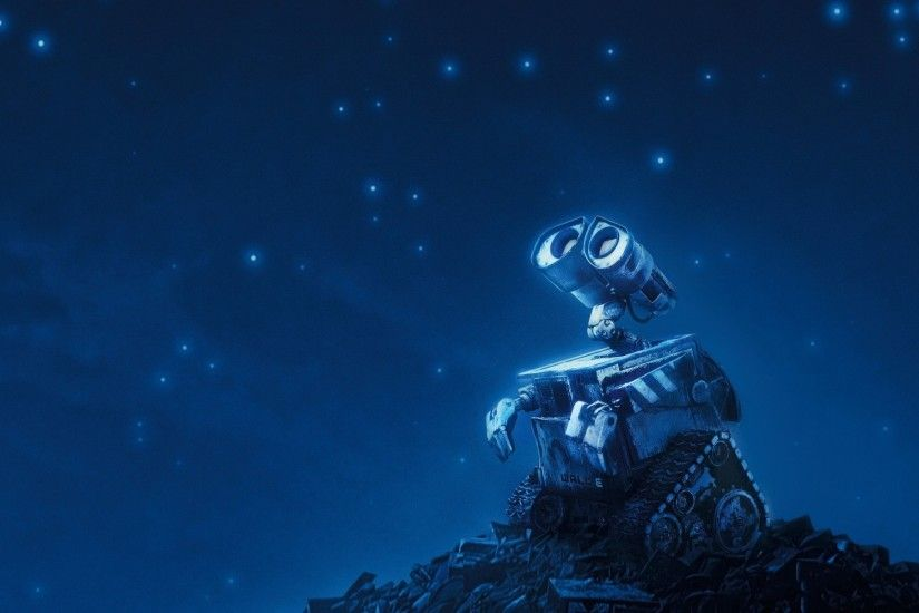 wallpaper.wiki-Photos-night-sky-walle-looks-at-