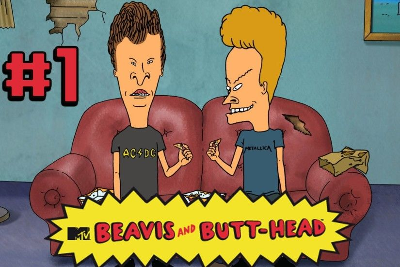 Beavis and Butt-Head -PART 1- Bully or be bullied. |The Game Dump|