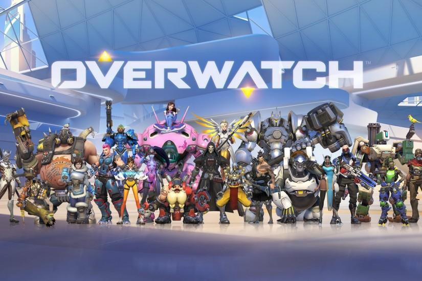 large overwatch hd wallpaper 1920x1080