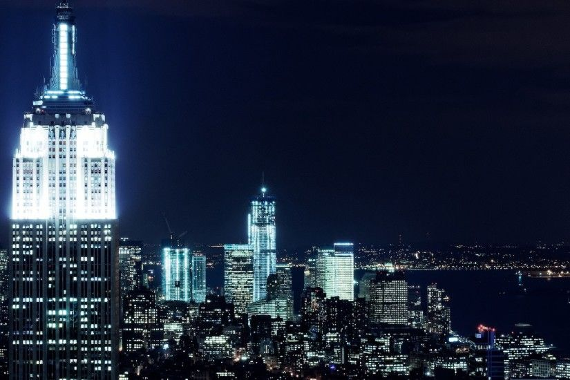 ... x 1080 Original. Description: Download New York City Nights Travel &  World wallpaper ...