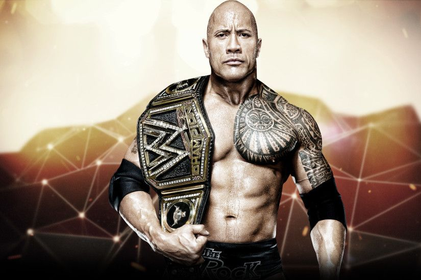 WWE Superstar The Rock Desktop Backgrounds