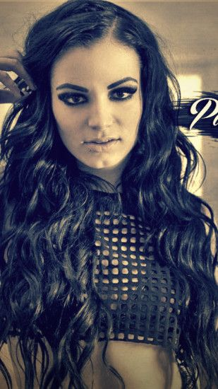 HD Wallpaper | Background Image WWE Diva Paige Retro Colors